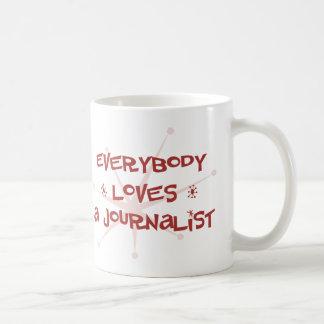 Mug Tout le monde aime un journaliste