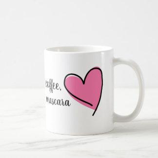 Mug tout que j'ai besoin est café, mon téléphone et