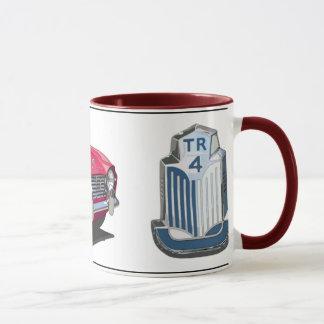 Mug TR4 rouge