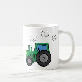 Mug Tracteur vert