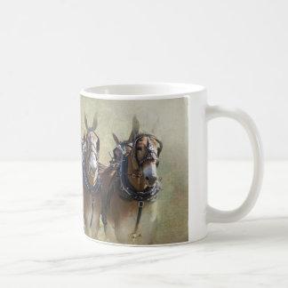 Mug Train de mule
