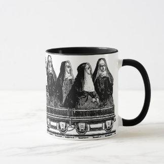 Mug Train de nonne