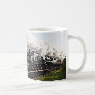 Mug Train de vapeur