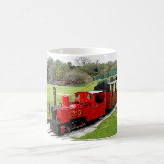 Mug Train de vapeur de Zebedee