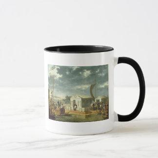 Mug Traité de Tilsitz, 1807