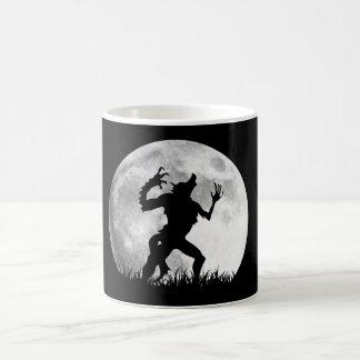 Mug Transformation de pleine lune de loup-garou