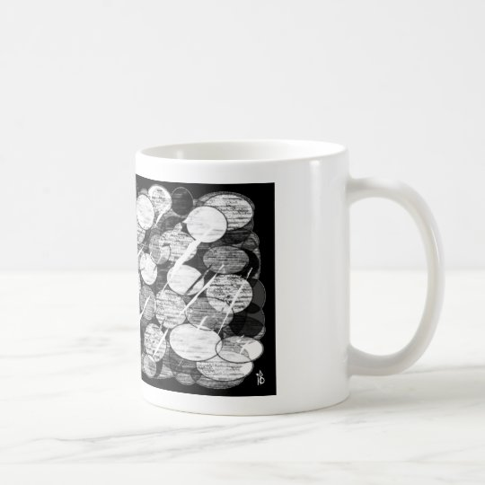 Mug transparence