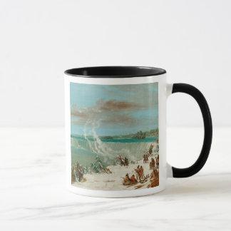 Mug Transport autour des automnes de Niagara à la