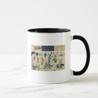 Mug Transport de la céramique