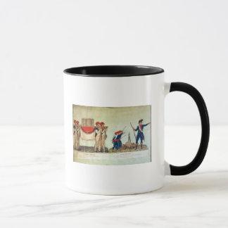 Mug Transport du modèle de la bastille