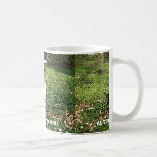 Mug tri PIC australien-berger-noire de l'amour W