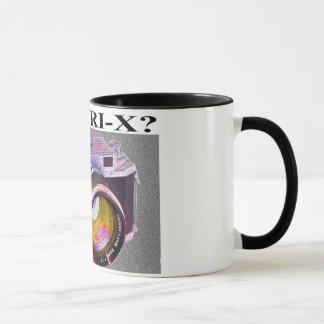 Mug TRI-X OBTENU ? Télémètre Camer de Canon avec la