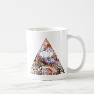 Mug Triangle de galaxie
