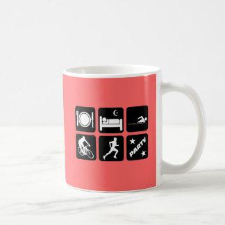 Mug Triathlon drôle