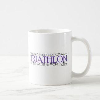 Mug Triathlon - la fierté est Forever