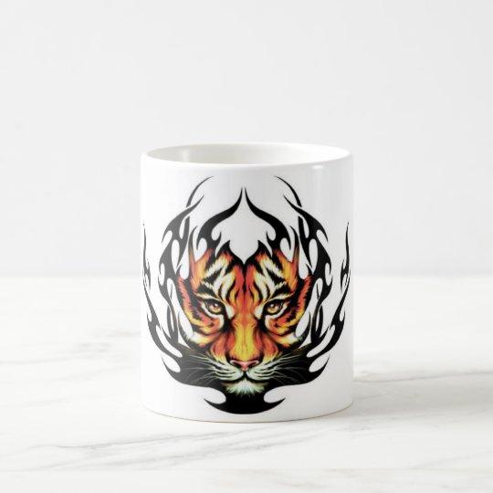 Mug Tribal tiger