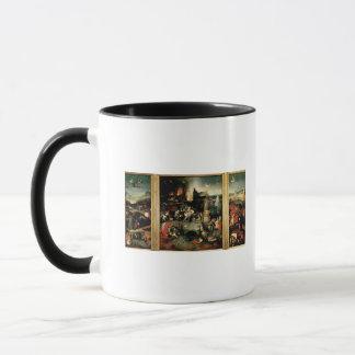 Mug Triptyque : La tentation de St Anthony