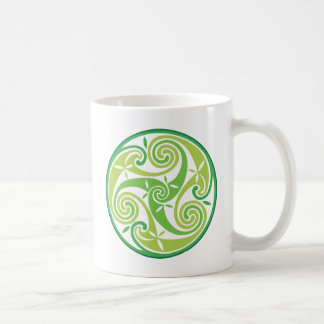 Mug Triskel vert