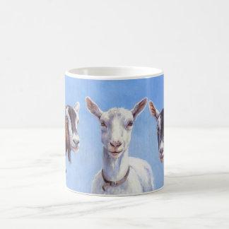 Mug Trois chèvres