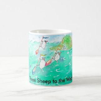 Mug Trois moutons au vent