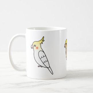 Mug Trois oiseaux mignons de bande dessinée de
