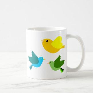Mug Trois petits oiseaux