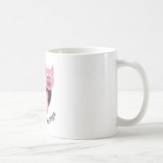 Mug Trois petits porcs