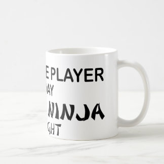 Mug Trombone Ninja mortel par nuit
