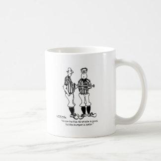 Mug Trompette meilleure qu'un sifflement