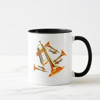Mug Trompettes multiples
