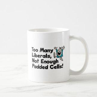Mug Trop de libéraux, pas assez de cellules