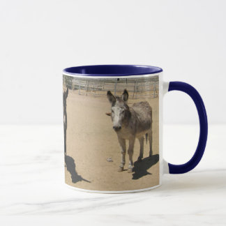 Mug Troupeau amical d'âne