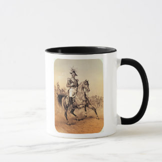 Mug Tsar d'Alexandre II de la Russie