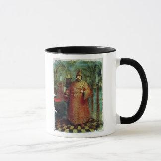 Mug Tsar Ivan Alexeevich V