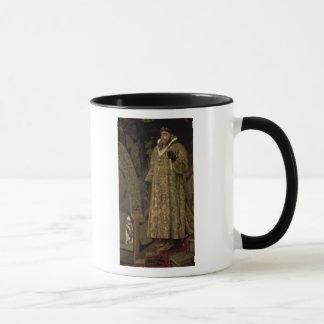 """Mug Tsar Ivan IV Vasilyevich """""""" le 1897 terrible"""