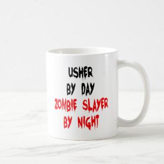 Mug Tueur Usher de zombi
