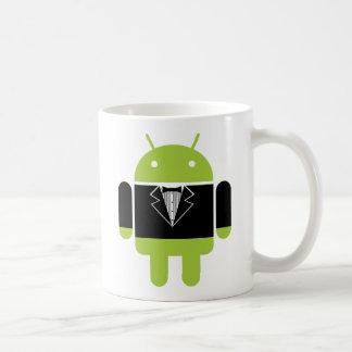 Mug Tux androïde