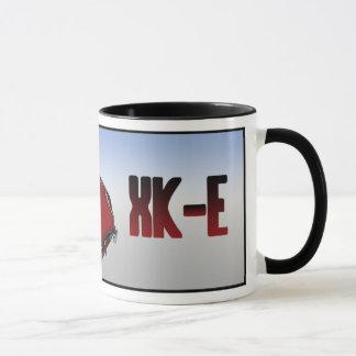 Mug Type rouge roadster d'E