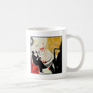 Mug Types de jazz