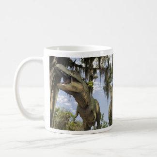 Mug Tyrannosaures de chasse