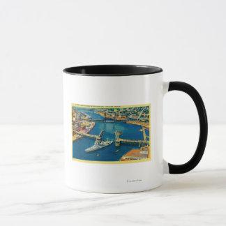 Mug U.S. Cuirassé passant par Portland
