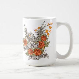 Mug Un cadeau pour l'épouse avec Eagle et le message