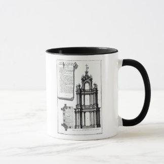 Mug Un campanile conçu pour St Peter, Rome
