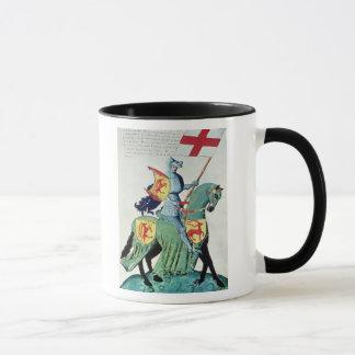 Mug Un chevalier portant les bras de Vérone