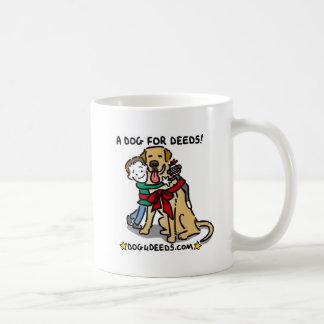 Mug Un chien pour des contrats