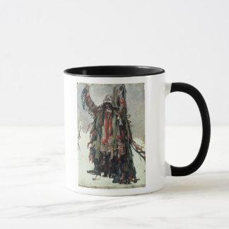 Mug Un croquis de chaman pour Yermak