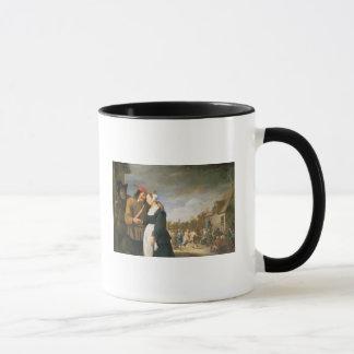 Mug Un mariage rural, 1648