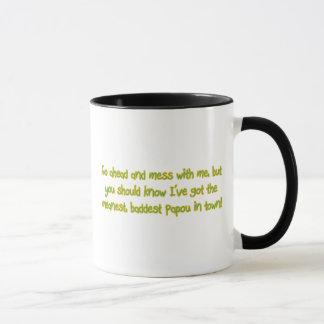 Mug Un mauvais Papou