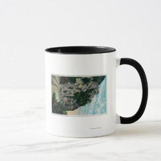 Mug Un mille de haut, à Mt. LoweMt. Lowe, CA