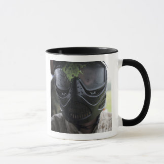 Mug Un paintball rond